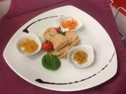 la cuisine de domi terrine de foie gras maison et chutney picture of la table de