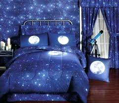 Space Bed Set Solar System Bedroom Set Solar System Bedding Space Rockets Bed