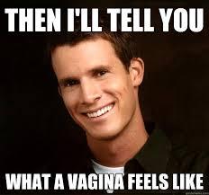 Daniel Tosh Meme - then i ll tell you what a vagina feels like daniel tosh quickmeme