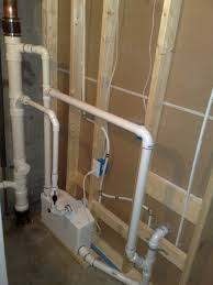 Bathroom Pump Basement Renovation Project Port Washington Wi Extension Bathroom