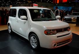 nissan cube interior lights nissan cube car design news