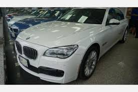 Bmw Opal White Interior Used Bmw 7 Series For Sale Special Offers Edmunds