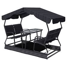 Outdoor Swing Chair Canada Veranda Jardin