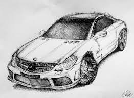 sports car drawing first car drawing by celmiro on deviantart