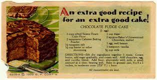 chocolate fudge cake yesterdish com