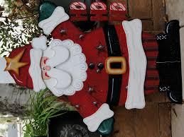 ho ho ho santa christmas yard decoration wood christmas sign
