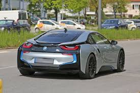 Bmw I8 Front - all electric bmw i8 in the works autocar
