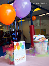 Rainbow Party Decorations 16 Best Balloon Rainbow Birthday Party Ideas Decorations And