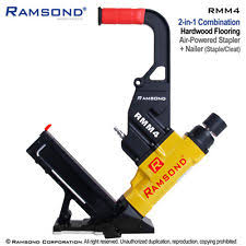 ramsond rmm4 2 in 1 hardwood flooring nailer and staple gun