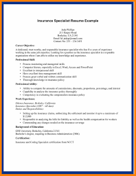 Insurance Appraiser Resume Examples Fedex Mechanic Sample Resume