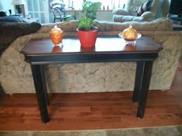 the last finish in fredericton new brunswick 506 455 1955 411 ca side table refinished was light oak