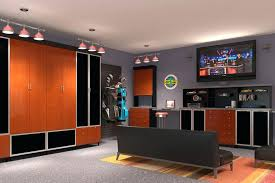 garage interior paint colors popular door schemes best for large