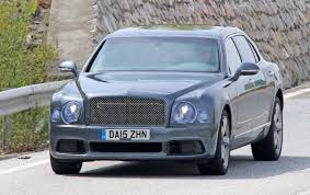 bentley 2017 mulsanne facelifted bentley mulsanne 2017 coming to geneva show dubicars news