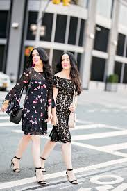 favorite statement dresses for fall sister style in nyc the