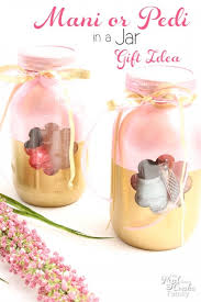 manicure or pedicure in a jar a mother u0027s day gift idea pedicures