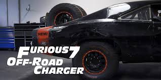 fast and furious 6 cars how dennis mccarthy built furious 7 u0027s off road charger