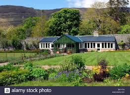Garden Summer Houses Scotland - victorian garden shed stock photos u0026 victorian garden shed stock