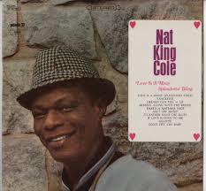 nat king cole is a many splendored thing lp jiggyjamz