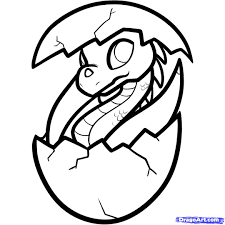 how to draw a dragon hatchling dragon hatchling step by step