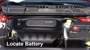 2008 dodge charger battery how to jumpstart a 2013 2016 dodge dart 2013 dodge dart sxt 2 0l