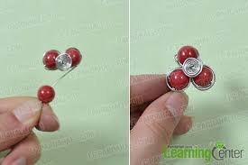 make stud earrings free pandahall tutorial on how to make jade beaded stud earrings