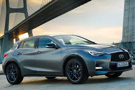 infinity car blue new infiniti crossover could be considered three cars in one