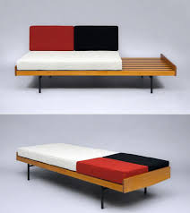 Modern Sofa Bed Design Colores De Mitad De Siglo Xx Pierre Paulin 1953 Recomandable