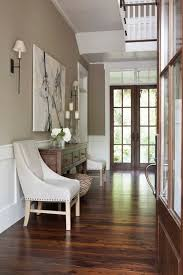 gray entry walls white trim and wainscoting charleston