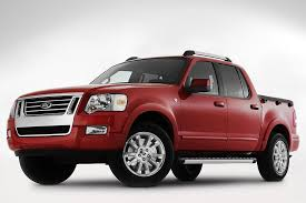 ford sports truck 2007 ford explorer sport trac overview cars com
