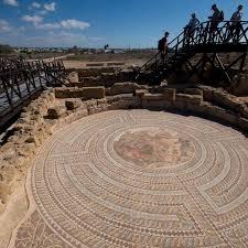 the ancient greek mosaics of paphos amusing planet