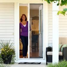 odl brisa retractable screen doors sliding patio french door