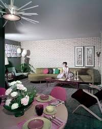 Best RetroModern Design Images On Pinterest Midcentury - Vintage modern interior design