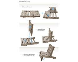 Outdoor Furniture Plans Pdf by Diy Pallet Deck Chair Photograph Diy Patio Furniture Pallet