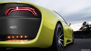 Bmw I8 Yellow - 2016 rinspeed etos based on bmw i8 tail light hd wallpaper 36