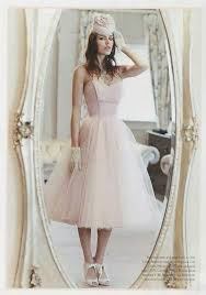 Informal Wedding Dresses Uk Blush Tea Length Informal Wedding Dresses Formal Dresses Dressesss