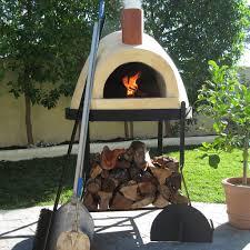 forno bravo primavera 70 outdoor wood fired pizza oven