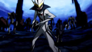 casshern sins any anime with style art similar to samurai girls and casshern
