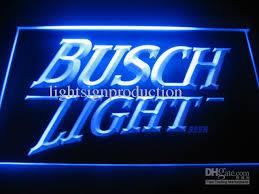 busch light neon sign best w0902 busch light beer vintage club bar neon light sign under