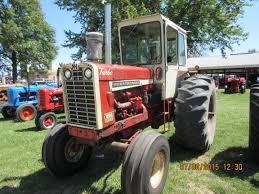farmall 1206 turbo cab tractor international farmall pinterest