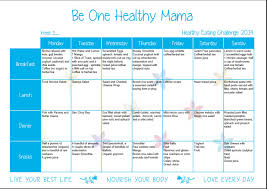 one month healthy eating plan photos interesting stuff