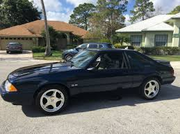 mustang 1990 for sale 1990 ford mustang lx 5 0 5 speed v8 title fresh paint for sale