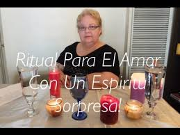 alicia psquica ritual para el amor con un espiritu sorpresa youtube