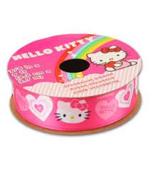 hello ribbon hello valentines ribbon pink solid heart joann
