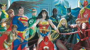 justice league is the arrow verse setting up its own justice league ign