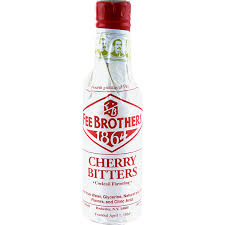 fee brothers cherry cocktail bitters 5 oz