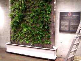 mur végétal hydro felt par éric bond envirozone vertical
