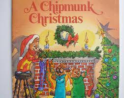 Alvin And The Chipmunks Christmas Ornament - chipmunk christmas etsy