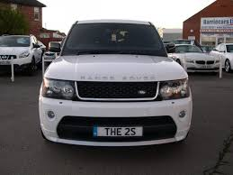 land rover sport white land rover range rover sport 3 0 sd v6 hse red edition factory