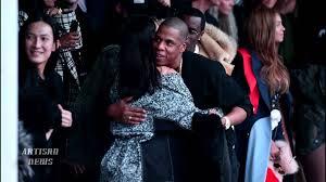 Kanye And Jay Z Meme - kanye west joined by jay z beyonce rihanna wentz for yeezy season