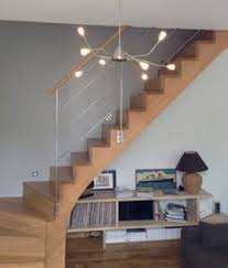 Mezzanine Stairs Design Matérialité Garde Corps How To Make Traps Pinterest